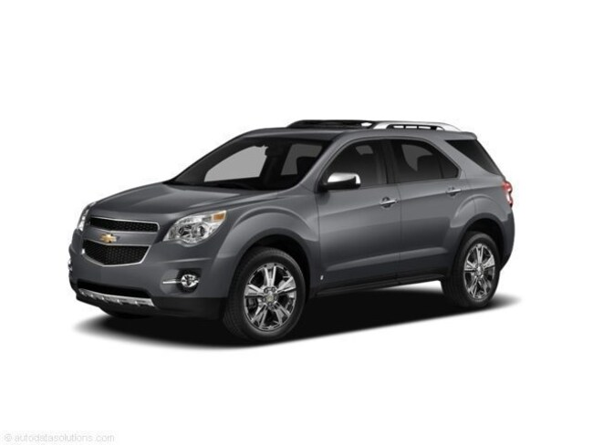 Certified Pre-owned 2010 Chevrolet Equinox LT SUV for sale in Wheeling, WV near St. Clairsville OH