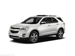Used 2010 Chevrolet Equinox LTZ SUV