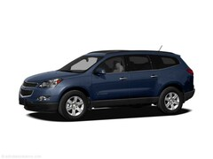Used 2010 Chevrolet Traverse LS SUV for sale in Parkersburg, WV