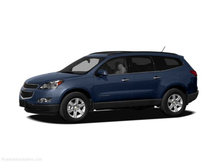 Used 2010 Chevrolet Traverse LS SUV For Sale  Parkersburg, WV