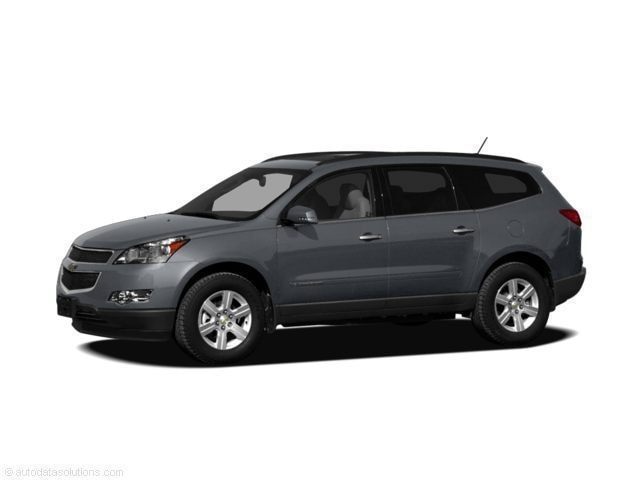 2010 Chevrolet Traverse SUV