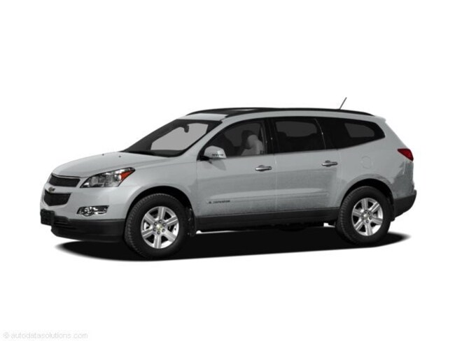 Used 2010 Chevrolet Traverse LT SUV in Litchfield