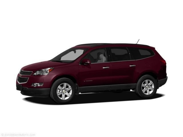 2010 Chevrolet Traverse LT Cloth SUV