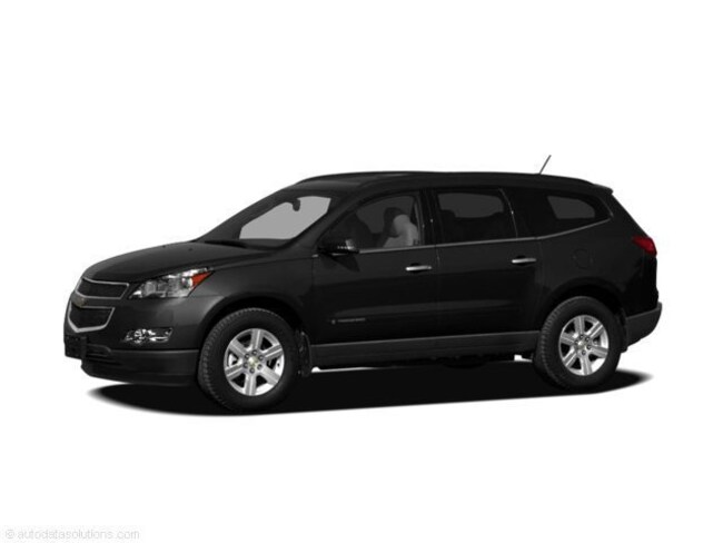 Used 2010 Chevrolet Traverse For Sale At Bob Bell Automotive Used