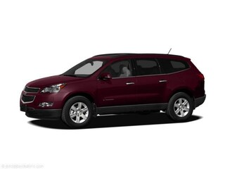 Used 2010 Chevrolet Traverse LTZ SUV in Erie, PA