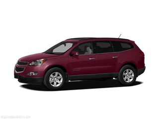 Used vehicle 2010 Chevrolet Traverse LT w/2LT SUV for sale in Erie, PA