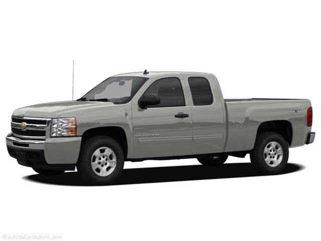 2010 Chevrolet Silverado 1500 Truck Extended Cab