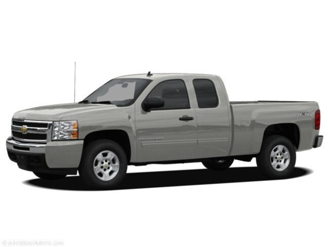 Used 2010 Chevrolet Silverado 1500 Work Truck Truck Extended Cab For Sale Effingham, IL