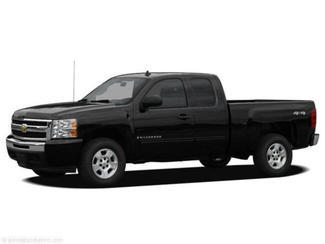 2010 Chevrolet Silverado 1500 LT Truck Extended Cab
