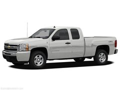 2010 Chevrolet Silverado 1500 Work Truck Truck Extended Cab