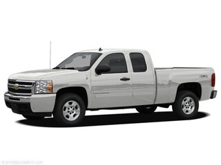 2010 Chevrolet Silverado 1500 Work  4x4 Extended Cab 6.6 ft. box 143.5 in. WB Truck