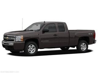 2010 Chevrolet Silverado 1500 Work Truck Truck Extended Cab