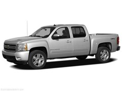 Used 2010 Chevrolet Silverado 1500 LT Truck Crew Cab Grand Forks, ND
