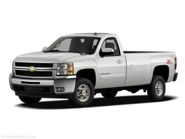 2010 Chevrolet Silverado 2500HD Work Truck Truck Regular Cab