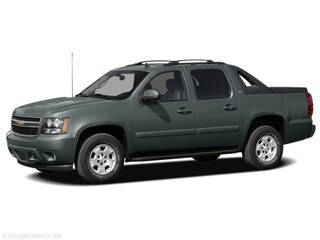 Used 2010 Chevrolet Avalanche 1500 LT1 Truck Crew Cab TP18311 in Marysville, WA