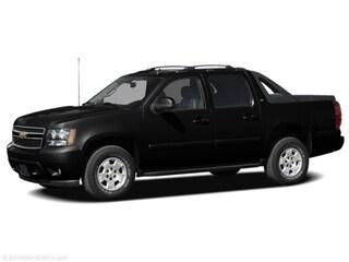 2010 Chevrolet Avalanche 1500 LT Truck Crew Cab
