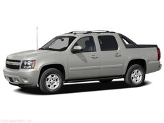 Used 2010 Chevrolet Avalanche 1500 LT Crew Cab Truck