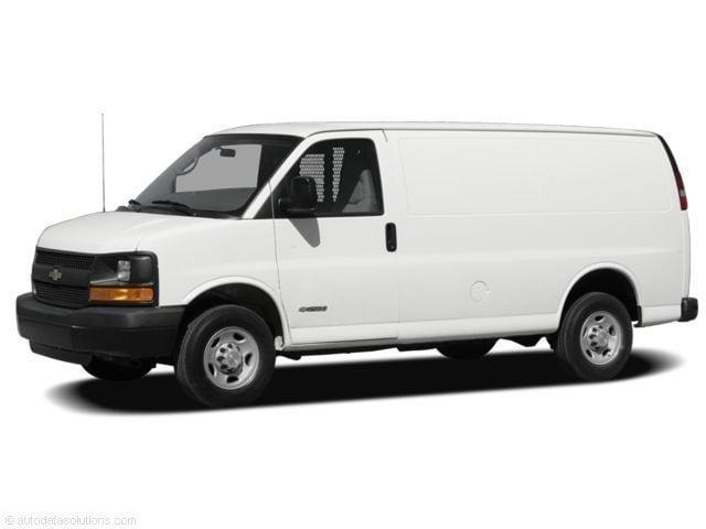 2010 Chevrolet Express 2500 Work Van Van Extended Cargo Van