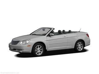 2010 Chrysler Sebring Touring Convertible