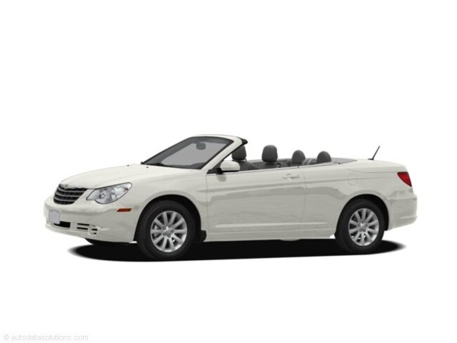 2010 Chrysler Sebring Limited Convertible