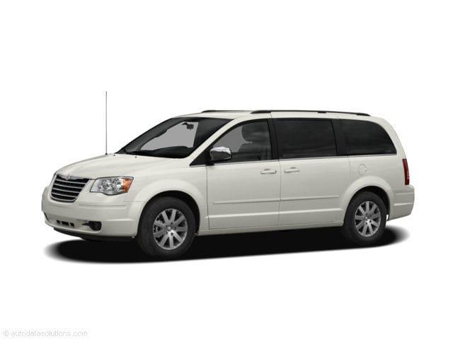2010 Chrysler Town & Country Touring Passenger Van