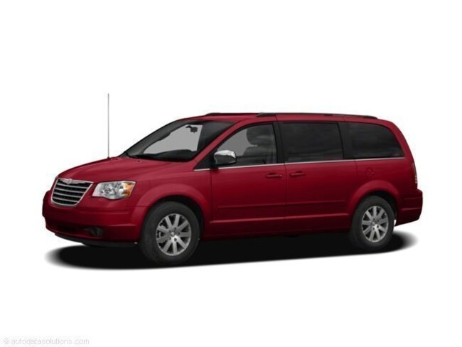2010 Chrysler Town & Country Touring Plus Wagon