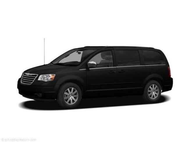 2010 Chrysler Town & Country Touring Plus Minivan/Van