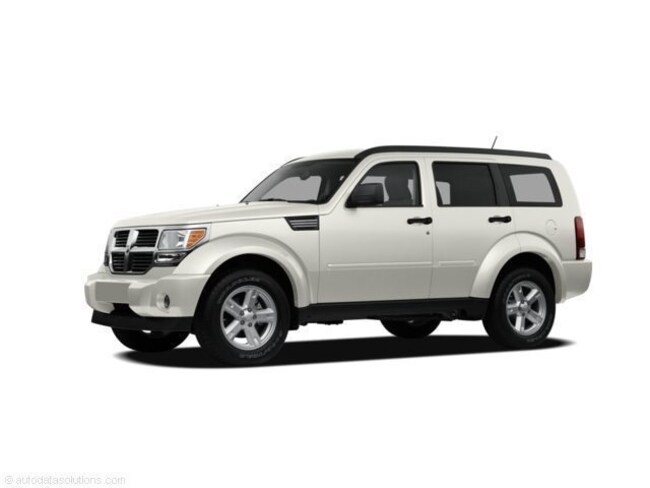Used 2010 Dodge Nitro Heat SUV For Sale Tamarac, FL