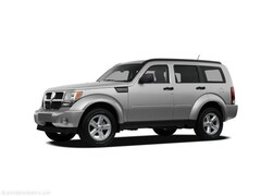 2010 Dodge Nitro 4WD 4dr SXT *Ltd Avail* Sport Utility