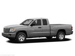 2010 Dodge Dakota Bighorn/Lonestar Truck Extended Cab