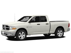 used 2010 Dodge Ram 1500 4WD Quad Cab SLT V8 w/Heated & Ventilated Seats, NAV and Sunroof Truck Quad Cab for sale in Souderton