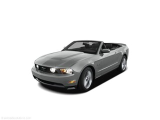 Used 2010 Ford Mustang Convertible Bullhead City