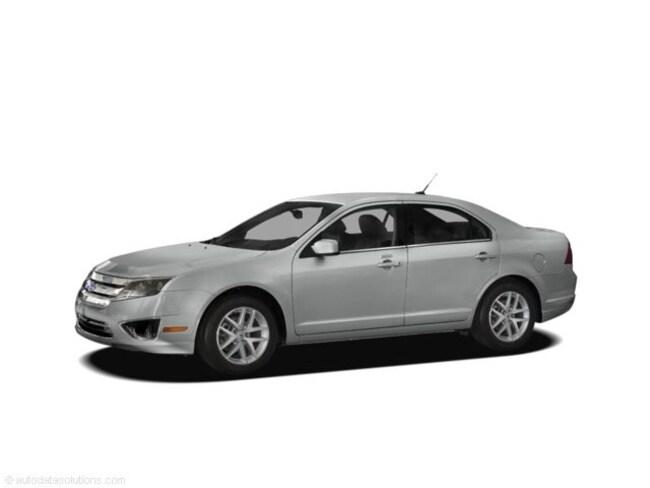 2010 Ford Fusion S Sedan