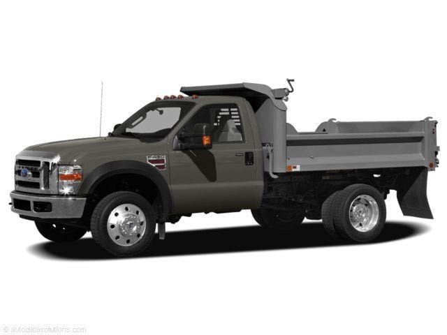 2010 Ford F-350 Super Duty XL DRW 4x4 XL  Regular Cab 141 in. WB DRW Chassis