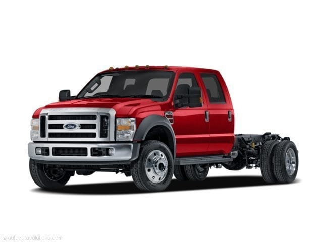 2010 Ford F-350 Chassis Cab XL Chassis Truck