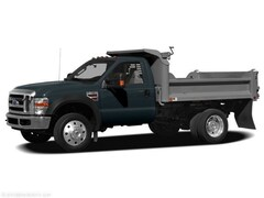 2010 Ford F-550 Chassis Cab Chassis Truck