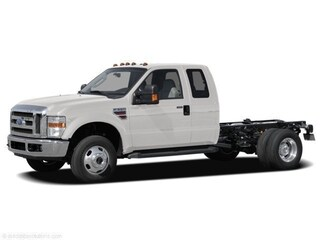 2010 Ford F-550 Chassis Truck Super Cab