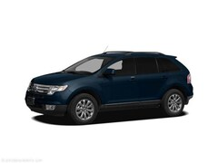 Bargain Used 2010 Ford Edge Limited SUV in Fort Worth, TX