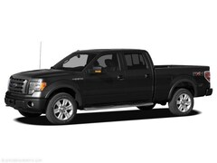 2010 Ford F-150 AWD Supercrew 145 Harley Truck SuperCrew Cab
