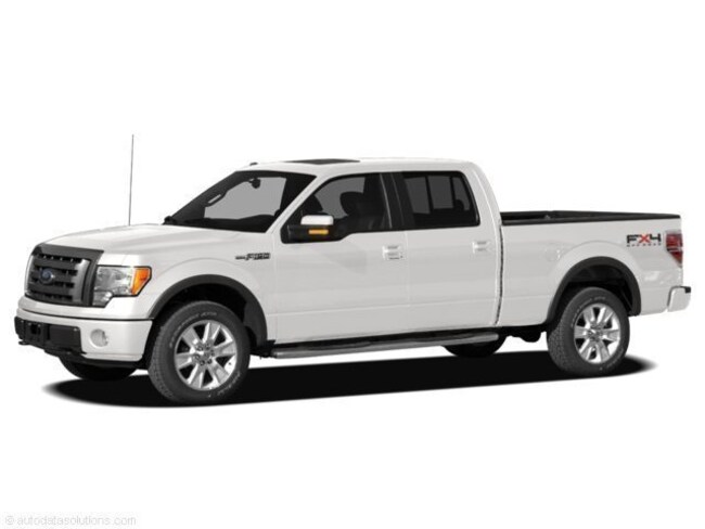 2010 Ford F-150 Truck SuperCrew Cab for sale in Sanford, NC at US 1 Chrysler Dodge Jeep