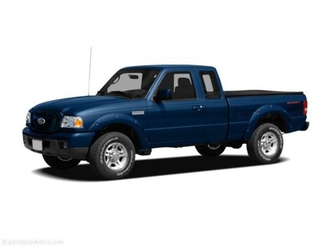 2010 Ford Ranger Truck Super Cab