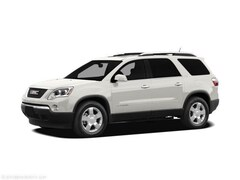 New 2010 GMC Acadia SLT1 AWD  SLT1 under $15,000 for Sale in Del Rio, TX