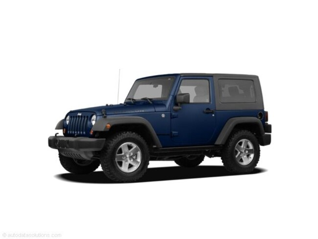 Used 2010 Jeep Wrangler Sport SUV For sale in Southold, NY