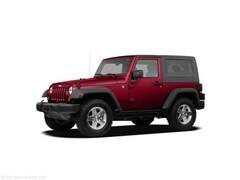 Used 2010 Jeep Wrangler Sport SUV for sale in Denver, CO