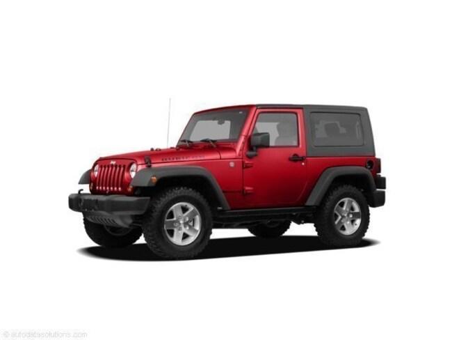 2010 Jeep Wrangler Sport SUV