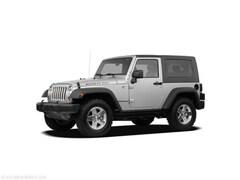 Used 2010 Jeep Wrangler Rubicon SUV Midland TX