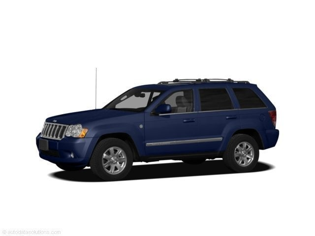 2010 Jeep Grand Cherokee Limited SUV