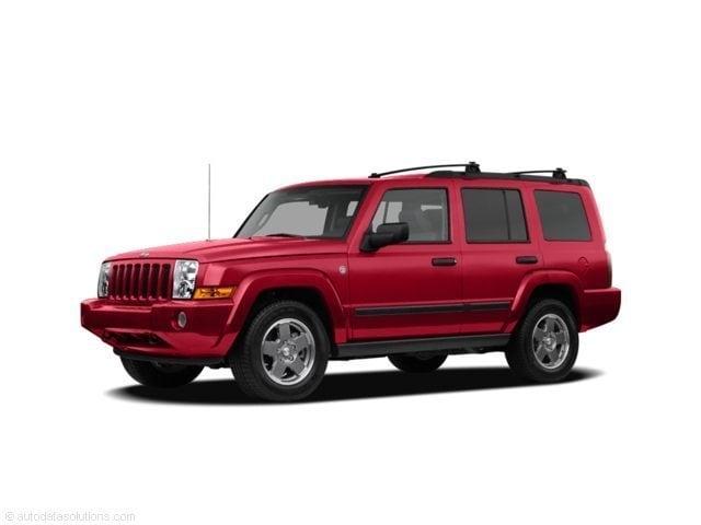 2010 Jeep Commander Sport SUV