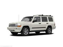 2010 Jeep Commander SUV