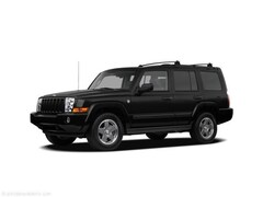 2010 Jeep Commander Sport SUV